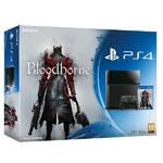 Herná konzola Sony PlayStation 4 500GB + Bloodborne (PS719827535)