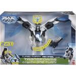 Max Steel super Transformance Mattel