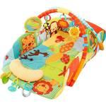 Hracia deka s hrazdou Bright Starts s hrazdou Safari, 0m+