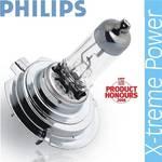 Autožárovky 12V H7 55W PX26d Philips X-treme Power 2ks