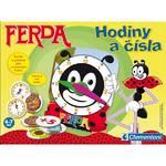 Hra Albi Ferda Hodiny a čísla