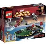 Stavebnica Lego Super Heroes 76006 Iron Man Námořní bitva Extremis