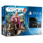 Herná konzola Sony PlayStation 4 500GB + Far Cry 4 (PS719869917)