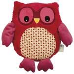 Plyšová hračka Albi Hooty - sova červená