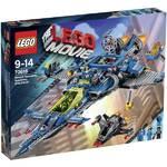 Stavebnica Lego Movie 70816 Bennyho vesmírná loď
