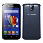 Mobilný telefón Lenovo A328 Dual Sim + zadní kryt a fólie (P0R00024CZ) čierny