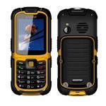 Mobilný telefón Aligator R11 eXtremo (AR11BY) čierny/žltý