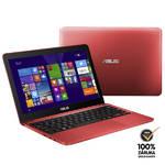 Notebook Asus Eeebook X205TA-FD024BS (X205TA-FD024BS) červený