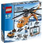 Stavebnica Lego City 60034 Polární heli- jeřáb
