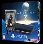 Herná konzola Sony PlayStation 3 500GB + hra Destiny (PS719829218)