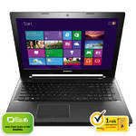 Notebook Lenovo IdeaPad Z50-70 (59432380) čierny
