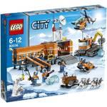 Stavebnica Lego City 60036 Polární základní tábor