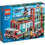 Stavebnica Lego City 60004 Hasičská stanice