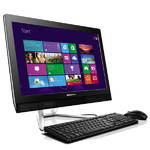 PC all in-one Lenovo IdeaCentre C560 Touch (57331844) čierny