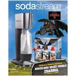 SodaStream PURE GREY DRAGON šedý
