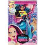 Barbie Mattel Rock 'N Royals zpívající Rock Star