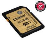 Pamäťová karta Kingston SDHC Ultimate 32GB UHS-I U1 (SDA10/32GB)