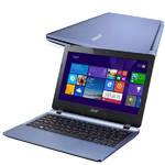 Notebook Acer Aspire E11 (E3-112-C6R4) (NX.MRNEC.001) modrý