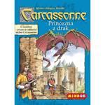 Hra Mindok Carcassonne - rozšíření 3 (Princezna a drak)