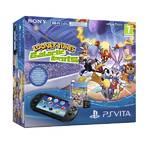 Herná konzola Sony PS VITA PCH-2016 + hra Looney Tunes Galactic Sports + paměťová karta 8GB (PS719887638) čierna