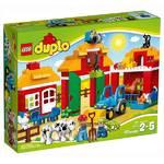 Stavebnica Lego DUPLO Lego Ville 10525 Velká farma