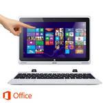 Tablet Acer Aspire Switch 10 FHD (NT.L6JEC.005) strieborný