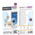 Ochranná fólia Celly na displej pro Samsung Galaxy S III (2ks) (SCREEN232A)
