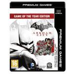 Hra Ostatní PC Batman: Arkham City Game of the Year (428350)