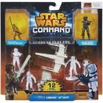 Star Wars Command minifigurky s vozidly - assort
