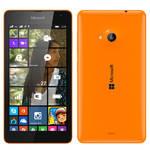 Mobilný telefón Microsoft Lumia 535 DualSim (A00022760) oranžový