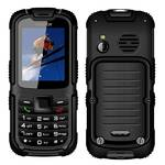 Mobilný telefón Aligator R11 eXtremo (AR11BB) čierny