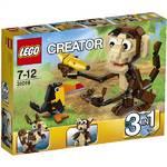 Stavebnica Lego Creator 31019 Zvířátka z džungle