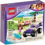 Stavebnica Lego Friends 41010 Plážová bugina Olivia