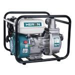 Čerpadlo motorové HERON 8895101 proudové 5,5 HP, EPH 50 modré/zelené