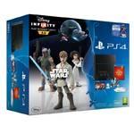 Herná konzola Sony PlayStation 4 500 GB + hra Disney Infinity 3.0: Star Wars (PS719800248) čierna