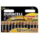 Batéria Duracell Basic AA 1500 K12