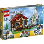 Stavebnica Lego Creator 31025 Horská bouda