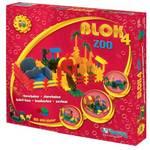 Stavebnica Blok 4 Zoo