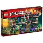 Stavebnica Lego Ninjago 70749 Vstup do Hadího chrámu