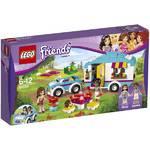 Stavebnica Lego Friends 41034 Letní karavan