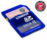 Pamov karta Kingston SDHC 32GB Class4 (SD4/32GB)