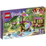 Stavebnica Lego Friends 41038 Základna záchranářů v džungli