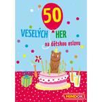 Hra Mindok 50 veselých her na dětskou oslavu