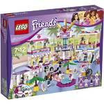 Stavebnica Lego Friends 41058 Obchodní zóna Heartlake