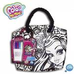 Hračka  Alltoys Color me mine s lanovým uchem - Monster High