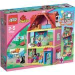 Stavebnica Lego DUPLO Ville 10505 Domek na hraní