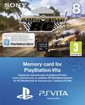 Pamäťová karta Sony 8GB pro PS VITA (PS719274995)