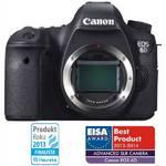 Digitálny fotoaparát Canon EOS 6D tělo CASHBACK späť 100 Euro (8035B036AA) čierny