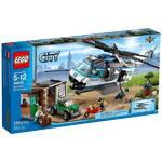 Stavebnica Lego City 60046 Vrtulníková hlídka
