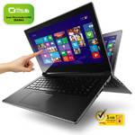 Notebook Lenovo IdeaPad Flex 14 Touch (59404796) čierny/strieborný